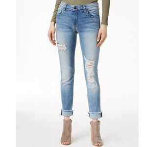 STS Blue Taylor Tomboy Distressed Skinny Jeans